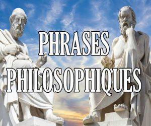 phrases philosophiques